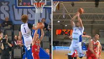 LiAngelo & LaMelo Ball Combine for 36 Points in Lithuania Game