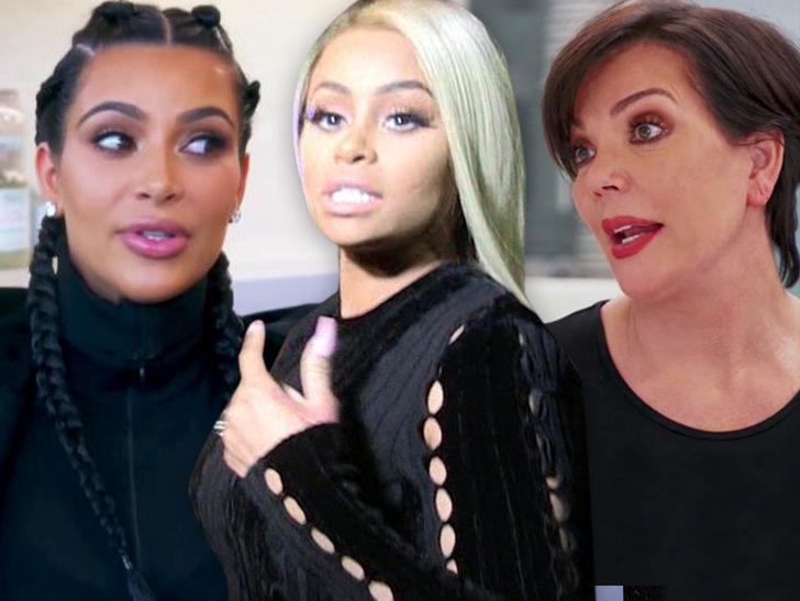 Kim Kardashian and Kris Jenner Win Big Victory in Blac Chyna's E! Lawsuit