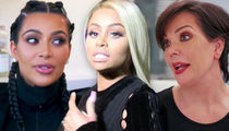 Kim and Kris Kardashian Win Big Victory in Black Chyna's E! Lawsuit