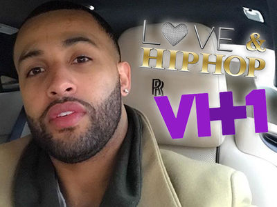 VH1 Sued for James R.'s Use of 'Bad Girl' Track on 'Love & Hip Hop'