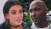 Kim Kardashian Slams Lamar Odom for Visiting Brothels After Khloe Diss