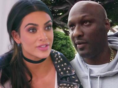 Kim Kardashian Slams Lamar Odom for Visiting Brothels After Khloe Diss