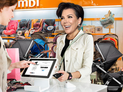 Kris Jenner Stocked Up on Pricey Strollers Ahead of Kardashians' 3 Births