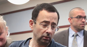Larry Nassar Begs Judge to Stop Witness Statements, 'Mental Health' Concerns