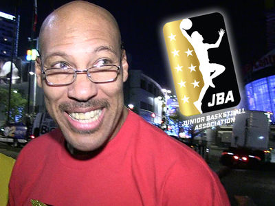 LaVar Ball Files Trademark Docs for 'Junior Basketball Association'