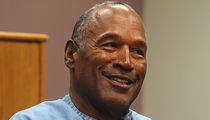 O.J. Simpson LOVES Vegas, Ditches Florida Plans