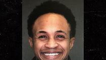 Ex-Disney Star Orlando Brown Arrested, Poses for Epic Mug Shot