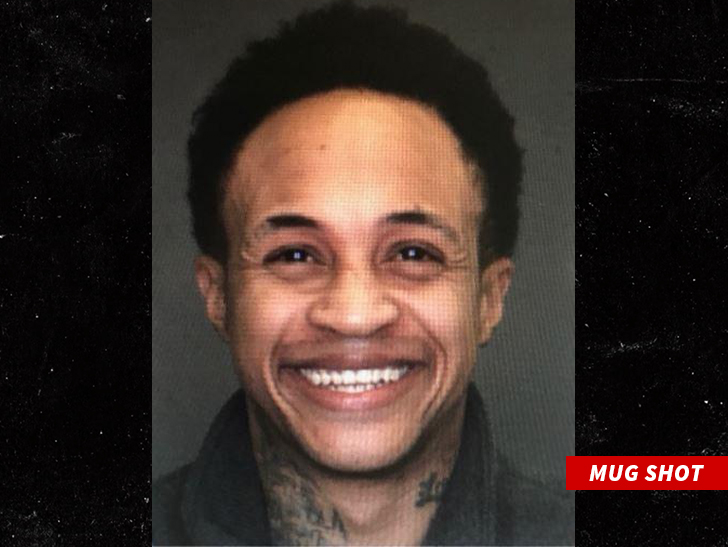 'That's So Raven' Star Orlando Brown Arrested For Battery After Family Dispute