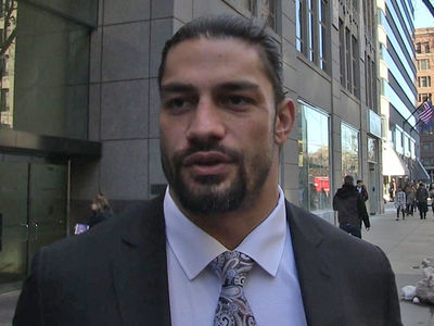 WWE's Roman Reigns Calls BS on Steroid Kingpin, I Don't Know You!!