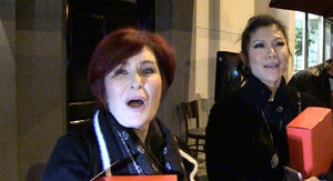 Sharon Osbourne Says, F*** That, James Franco Should Go to Oscars with His D*** Out!!!