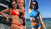 Nina Dobrev's B-day Getaway ... See The Mexico Bikini Pics!