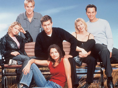 'Dawson's Creek' Turns 20 -- Wait'll You See the Entire Cast NOW!