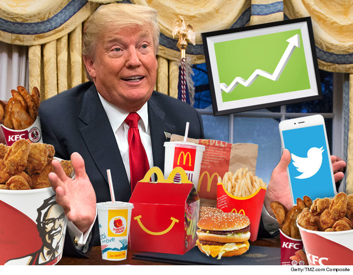 President Trump S Favorite Food