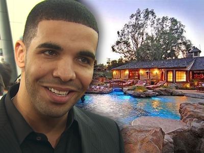 Drake Takes On Major Renovation Project At YOLO Estate