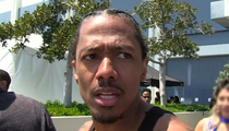 Nick Cannon Accused of Not Paying Film Crew for 'She Ball'