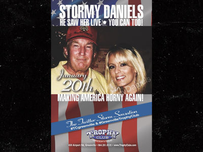 Porn Star Stormy Daniels Keeps Cashing in on Trump Scandal
