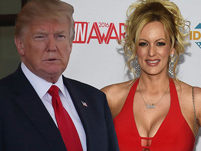 Stormy Daniels Claims Trump Likes SPANKINGS and 15 More Wild/Weird/Gross Revelations