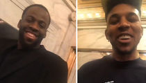 Swaggy P & Draymond Green: Bro Date to 'Hamilton,' Here's the Review ...