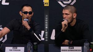 UFC's Tony Ferguson: I'll Smash Khabib, Then Conor McNuggets!