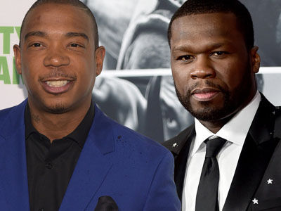 Ja Rule Declares 50 Cent Is 'My B-tch' and Twitter LOSES IT