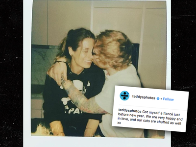 Ed Sheeran's Engaged, and So is Darren Criss!!!