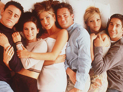 A 'Friends' MOVIE?! This Trailer Makes Us Want One SO BADLY!