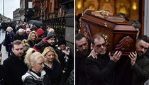 Dolores O'Riordan Mourned During Open Casket Public Reposal
