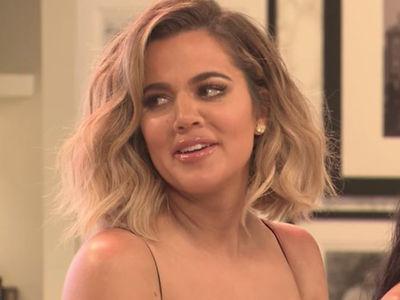 Khloe Kardashian Reveals She's Pregnant with a Girl