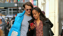 Malia Obama Goes on NYC Date with Her Boyfriend