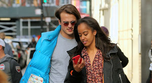 Malia Obama and Boyfriend on a New York City Date