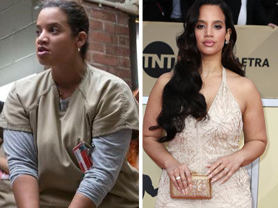 The Women of 'Orange Is the New Black' Were UNRECOGNIZABLE at the SAG Awards
