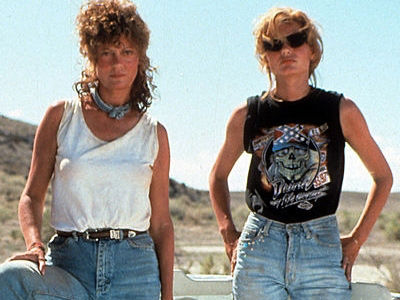 'Thelma & Louise' Reunite 27 YEARS Later -- And Look Better Than EVER!