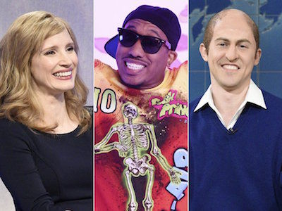 Jessica Chastain 'SNL' Sketches Ranked WORST to 1st -- 'Fresh Prince' Parody You GOTTA Watch