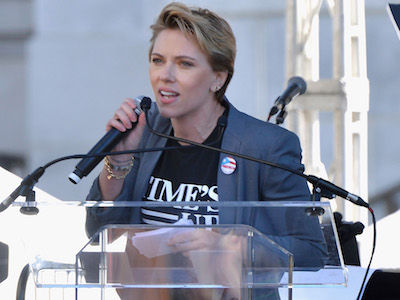Scarlett Johansson SLAMS James Franco at Women's March Over Sexual Misconduct Allegations