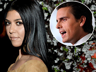 Scott UNLOADS on Kourtney Over Her 24-Year-Old Boyfriend, Brings Her to Tears