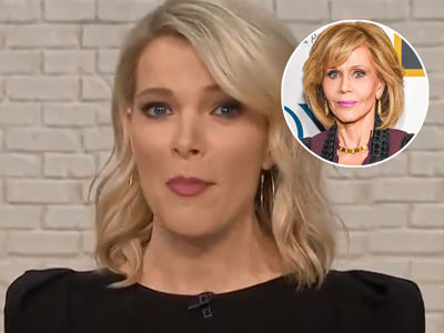 Twitter ROASTS Megyn Kelly for Bringing 'Hanoi Jane' Into Plastic Surgery War with Jane Fonda