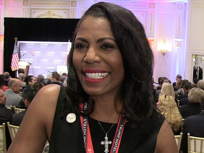 Omarosa Officially Signs with Speakers Firm, First Job since White House Ouster