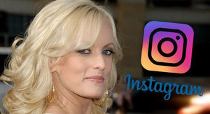 Stormy Daniels Instagram Account Shut Down