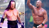 The Undertaker vs. Stone Cold ... Who'd You Rather?! (RAW Edition)