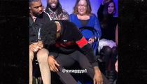 Nick Young Gets Hypnotized, Proceeds to Make Out with Puppet