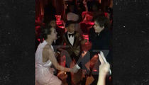 'Stranger Things' Kids Get Down at Netflix SAG Awards After-Party