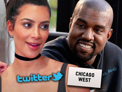 Owner of @Chicagowest Twitter Account Says He'd Gift it to Kim and Kanye