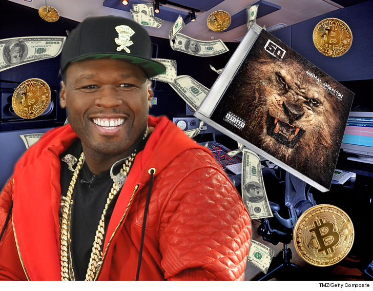 Cent Becomes Accidental Bitcoin Millionaire Via 'Animal Ambition' Album Sales