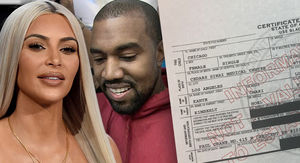Chicago West Birth Certificate