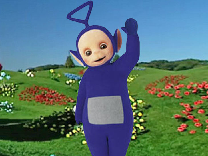 from Chase teletubby gay