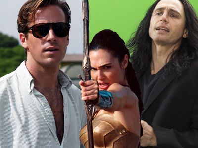 See the 24 Biggest Oscar SNUBS and Shockers -- 'Wonder Woman,' Angelina Jolie & More!