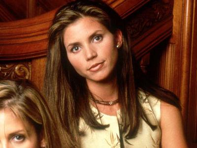 Cordelia on 'Buffy the Vampire Slayer' 'Memba Her?!