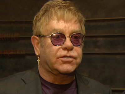 Elton John Announces Farewell Tour