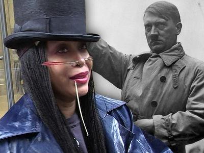 Erykah Badu Sees Some Good in Hitler