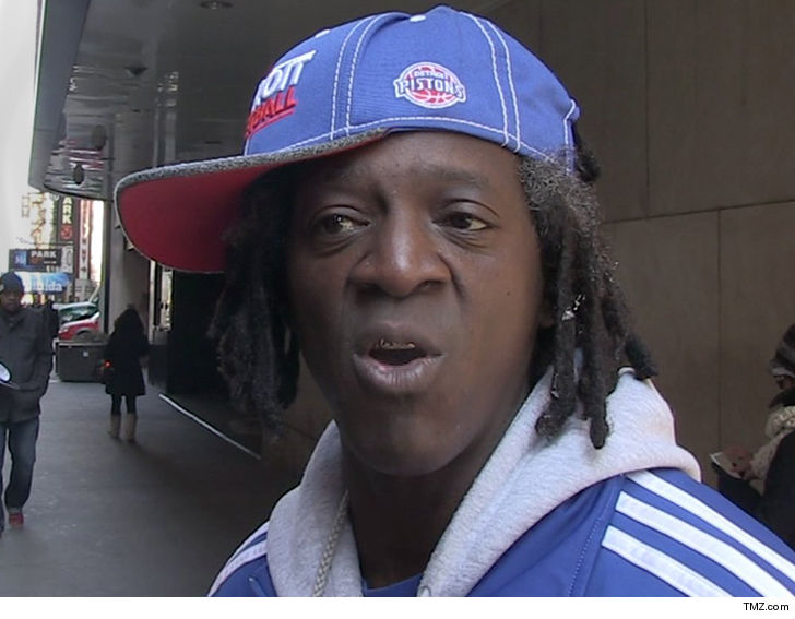 Flavor Flav Violently Attacked In Las Vegas!